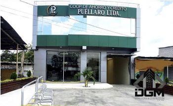 Cooperativa de Ahorro y Crédito Puellaro Cía. Ltda. (Contratación privada)